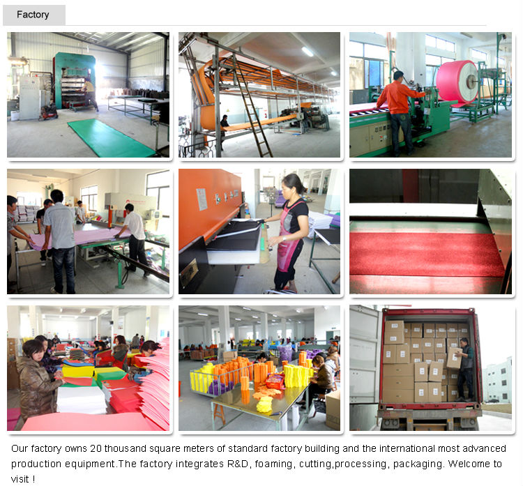 EVA foam factory