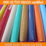 color eva foam roll