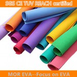 Colorful eva foam roll