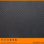 embossed eva foam sheet, small dot texture