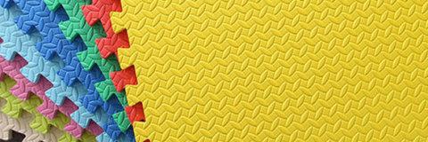 Thick EVA puzzle mat