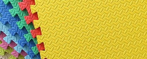 Dikke EVA puzzel mat