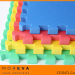 Paksu EVA puzzle matto