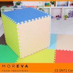 Tykk EVA puzzle mat