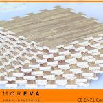 Деревина обробкою Єва килимки 6