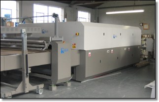 EVA Foam Laminating equipment