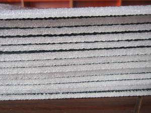 Aislamiento térmico de aluminio recubierto de espuma de XPE ignífugo