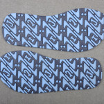 Dual Color and Cold pressed EVA sheet for EVA Flipflop
