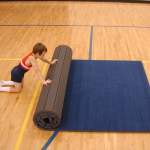 Carpeted Practice Mats