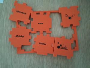 EVA 퍼즐 EVA 장난감