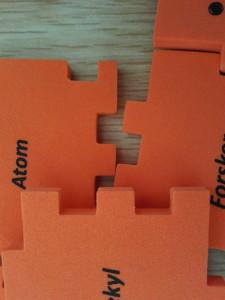 EVA Puzzle EVA leker