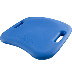 Injection molded EVA foam stadium seat by Creation Foam manufacturers USA