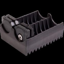 Cetak EVA injeksi busa pelindung kaset elektronik oleh produsen Foam penciptaan USA