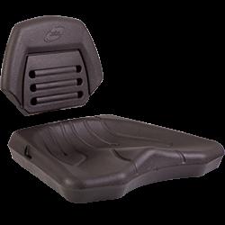 Injectie gegoten schuim Quadrax ATV seat van creatie schuim fabrikanten USA