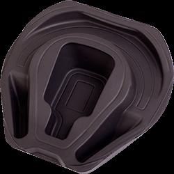 Injeksi dibentuk EVA busa Otterbox kepala pelindung ditetapkan oleh produsen Foam penciptaan USA