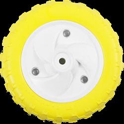 Busa injeksi dibentuk EVA roda Roadmaster oleh produsen Foam penciptaan USA