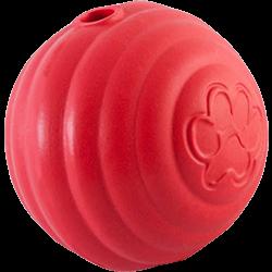 Busa injeksi dibentuk EVA mainan hewan peliharaan Barat Paw desain oleh produsen Foam penciptaan USA