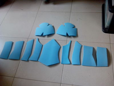 Your corset\'s almost ready to be assembled! ^_^