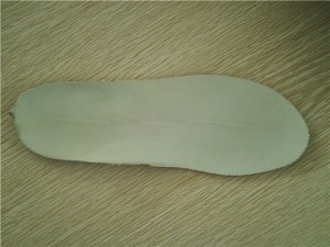 Milled Orthopedic Insole