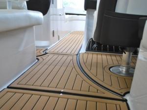 Marine mat boat gulv