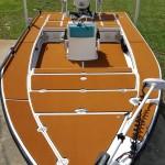 Barca punte mat