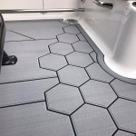Marine Flooring with Master Rib