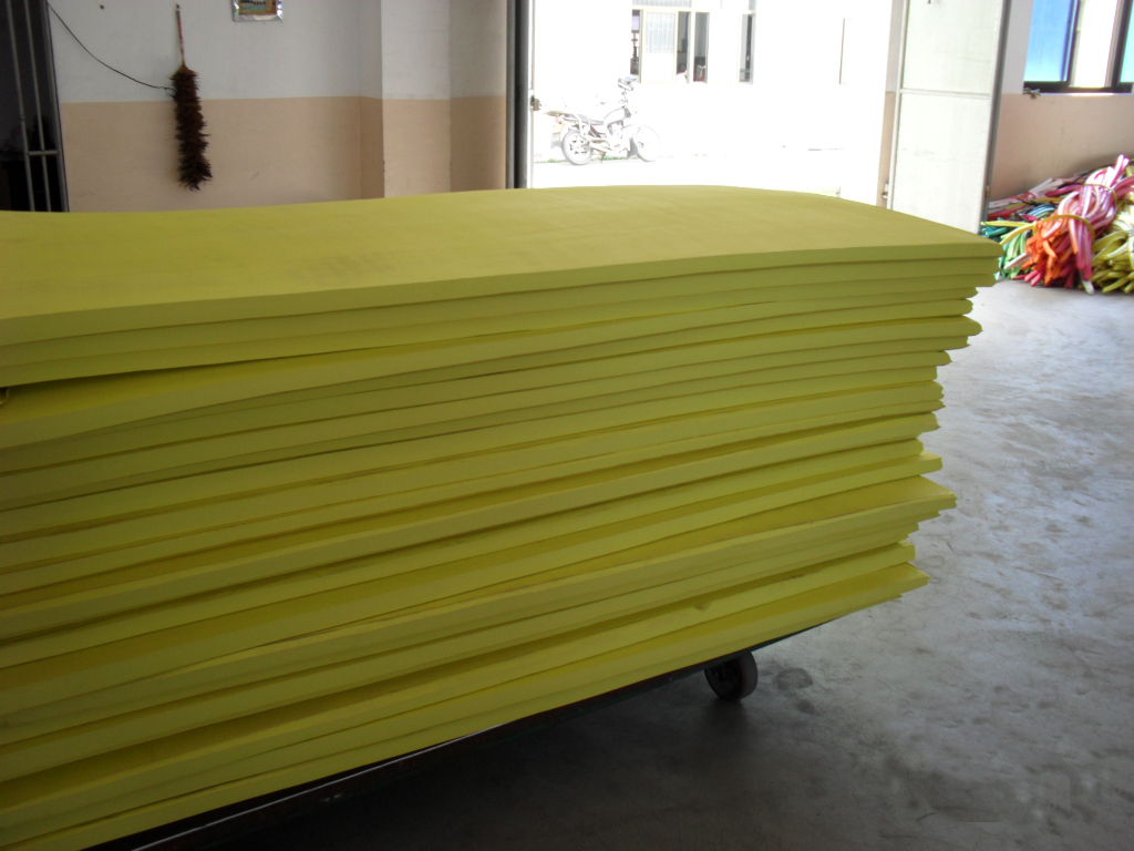 Close Cell Large Eva Foam Sheet Mor Eva Foam
