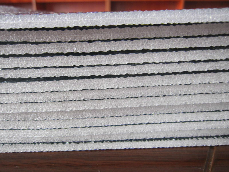Xpe Foam Coated Aluminum Fire Retardant Heat Insulation