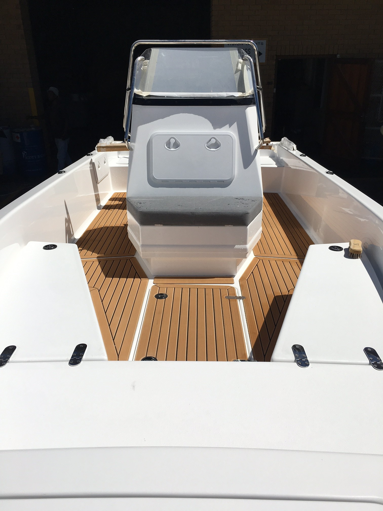 Marine Decking Mat For Boat And Yacht Moreva